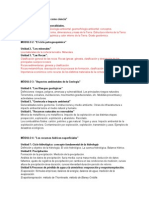 Programa Hidrologia y Geologia Ambiental