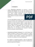 Unidades Litologicas en Antioquia