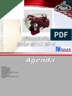 Motor MP8 Salfa