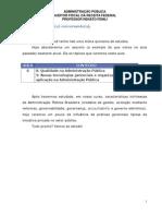 Aula128 - Administra--¦¦çao P--¦¦ública - Aula 06