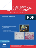 Journal of Cardiology + romana