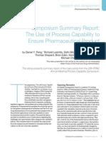 Process capability eng