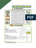 School Crossword