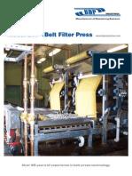 BDP 2 Belt 2VP Belt Press