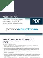 arte en pvc