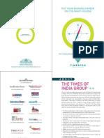 PGDBM Brochure