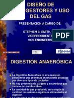 Biodigestores Diseño y Utilizacion