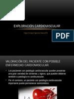Exploracion Cardiovascular