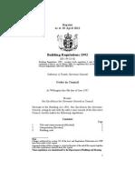 Building Regulations 1992