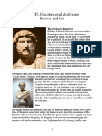 NHH 17 Hadrian and Antinous - Beloved and God