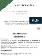 Probability & Statistics 4