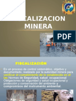 01  FISCALIZACION MINERA