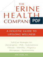 The Uterine Health Companion by Eve Agee - Excerpt