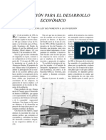 Desarrollo Economico en Sinaloa