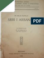 Srbi i Arbanasi