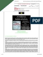 Portal Guaraní - GRANDES FORTUNAS DEL PARAGUAY - LOS DUEÑOS DE GRANDES FORTUNAS EN PARAGUAY (Investigación de ANÍBAL MIRANDA)
