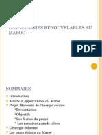 Les énergies renouvelables au Maroc (1).ppt