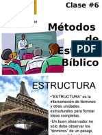 Clase06 Metodosd de Est Bibl