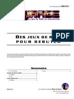 JdR Pour Debuter