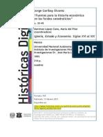 4.- Fuentes Para La Historia Económica en Los Fondos Catedralicios