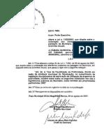 LO7665-2007 - Anúncios Visuais (Alteração)