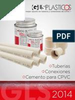 CPVC. Catalogo Productos Cpvc