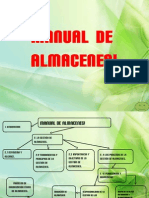 Manual de Almacenes
