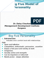 Big Five Personality