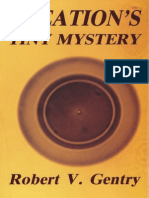 Creation's Tiny Mystery
