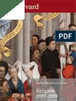 Religion | Harvard University Press