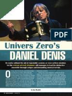 Daniel Denis MD2010
