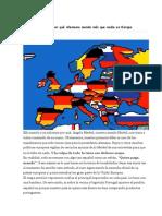 Este Mapa Explica Por Qué Alemania Manda Más Que Nadie en Europa