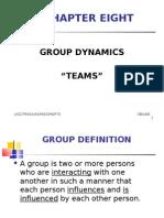 Group Dynamics Team