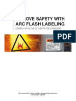 BRADY-Arc Flash Labeling Whitepaper-NFPA 70E 2015