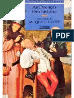 As Doenças Têm História (Cover)