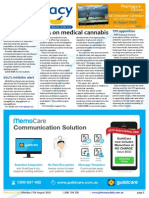 Pharmacy Daily for Mon 17 Aug 2015 - PSA on medicinal cannabis, Telstra's $6m Fred IT bonus, Stroke Foundation honoured, Weekly Comment and much more