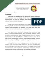 Kertas Kerja Pembangunan Pusat Sumber (1) PDF