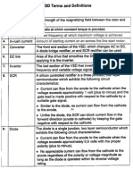 VSD Terms & Definitions