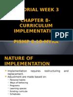 Tutorial Week 3 Curriculum Studies