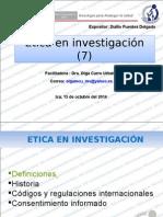 7 ETICA_EN_INVESTIGACION.ppt