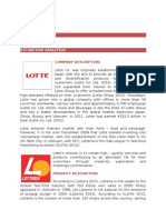 Lotteria Marketing Plan Final