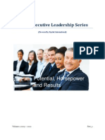 SBCTI Executive Leadership Series