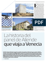 La Historia Del Panel de Allende