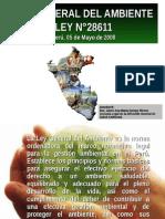 28611 Ley Del Ambient Leg. 97-2003 EXXPO