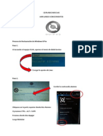 Proceso Restauración de Windows 8 Pro