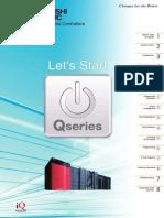 Quick Start Up SystemQ