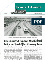 Transit Times Volume 5, Number 1
