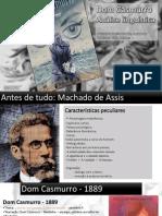 Analise Lingistica Dom Casmurro PDF
