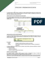 02_Restricción y Ordenación de Datos