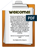welcome site pg